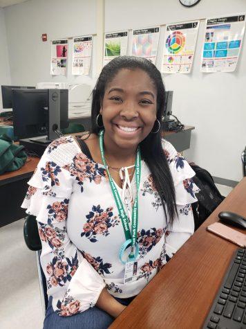 Staff Writer- Imani Sykes