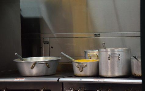 A Cafeteria Photo Story