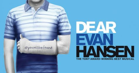 Poster from Dear Evan Hansen
