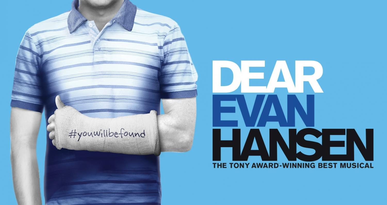 Poster from Dear Evan Hansen