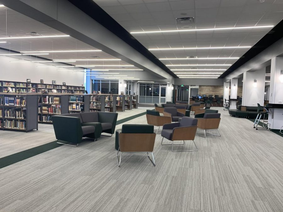 New Learning Resource Center Renovation