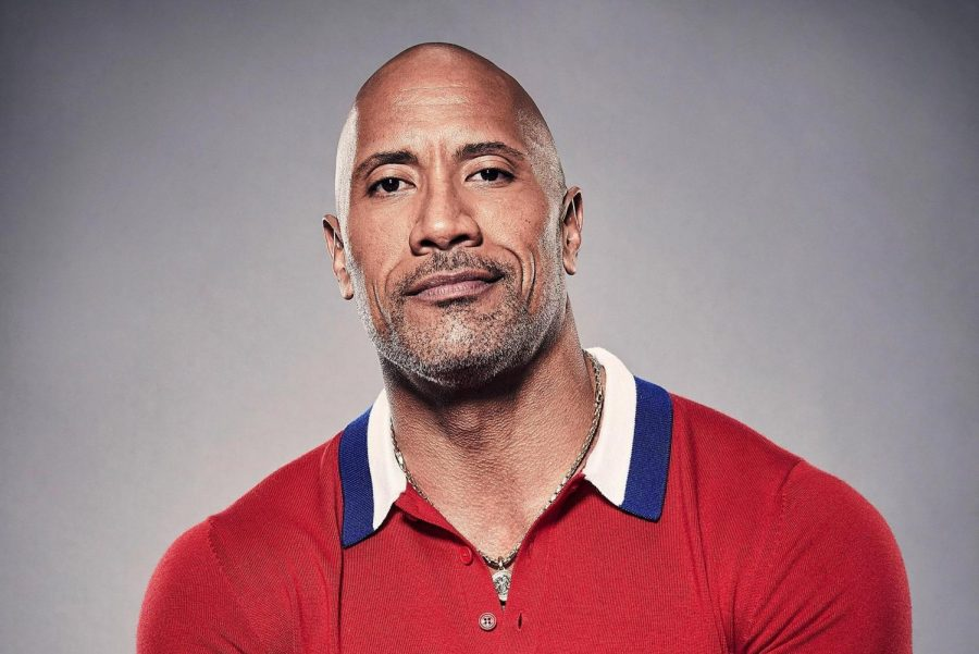 Dwayne+%E2%80%9CThe+Rock%E2%80%9D+Johnson+tested+positive+for+Covid-19+in+August.++Picture+from+Vanity+Fair.